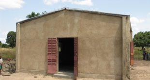Kościół w Burkina Faso