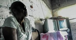 Zdjęcie: Wdowa po zamordowanym