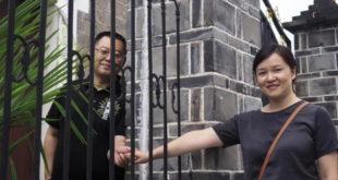 Pastor Wang Yi i Jiang Rong