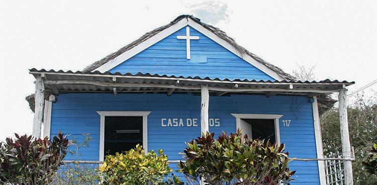 Kościół w Puerto de Vita