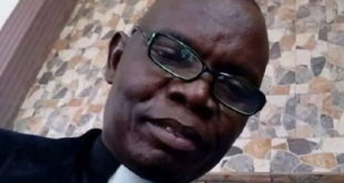 pastor Amos Arijesuyo