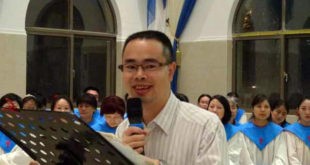 Pastor Yang Hua