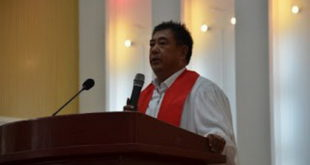 Pastor Li Juncai